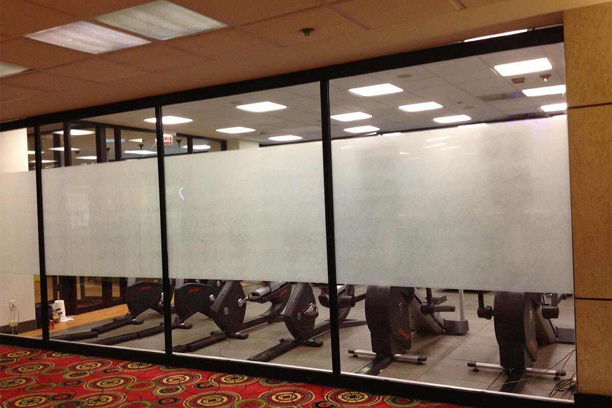Chicago-OHare-Hilton-Fitness-Center-Privacy-window-film-after