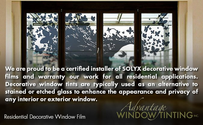 Chicago window tinting residential premiere